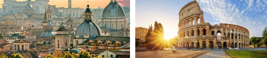 Тур в Италию из Одессы с перелетом