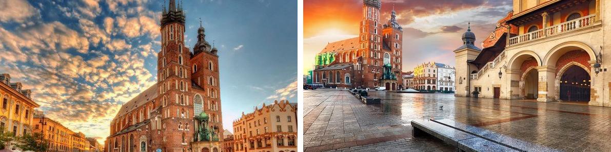 Автобусный тур в Краков из Одессы