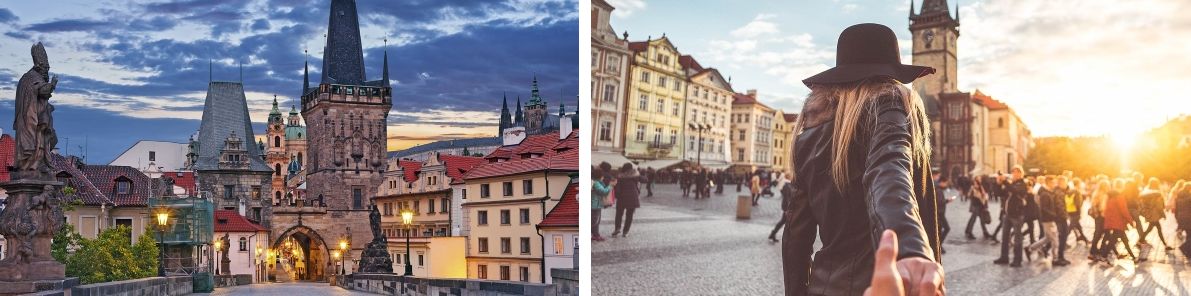 Авиа тур Чехия на выходные - Прага 3 дня из Одессы