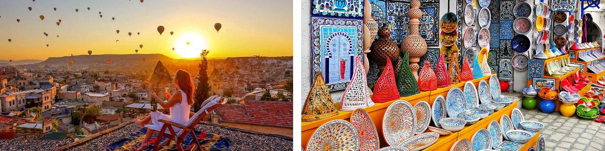 Тур в Турцию, Каппадокию из Одессы