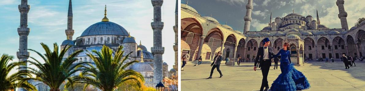 Автобусный тур на 3 дн в Стамбул из Одессы
